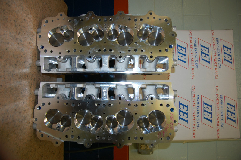 Rebuild on Ford 4 Cylinder Engine Parts